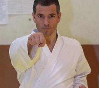 Karaté (ceinture marron)