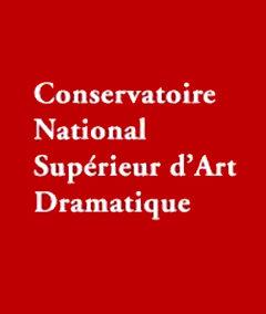 1990 à 1993 : élève au CONSERVATOIRE NATIONAL SUPÉRIEUR D'ART DRAMATIQUE DE PARIS