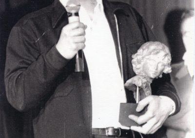 1997 – Prix d'interprétation pour « Les Aveux de l'innocent » au festival du jeune comédien à Béziers.