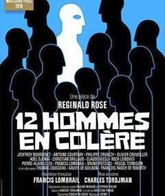 2018/19/20 : « 12 hommes en colère », mise en scène Charles Tordjman.