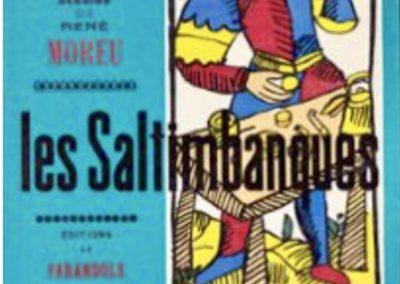 2011 Dramatique sur France Culture. « Les Saltimbanques ». Réalisation Cédric Aussi.