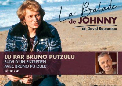 2020 : Enregistrement du roman « La balade de Johnny » de David Rautureau, chez « Frémeaux et associés »