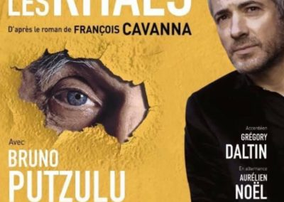2018/19/20/21 : « Les Ritals » mise en scène Mario Putzulu.
