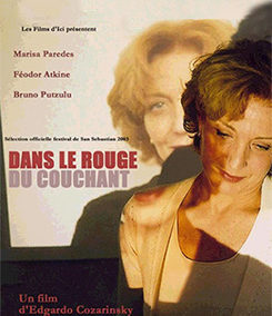 2003 – Dans le rouge du couchant