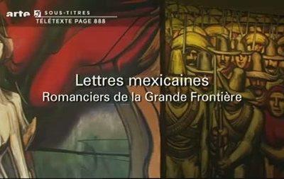 2009 – Mexique, romanciers de la grande frontière