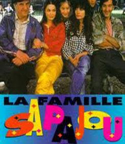 1996 – La famille Sapajou