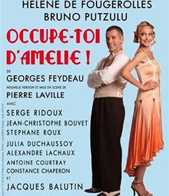 2014 – Occupe-toi d'Amelie (captation pour la chaîne Comédie)